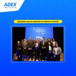 ADEX – Egresados que ya exportan su talento al mundo